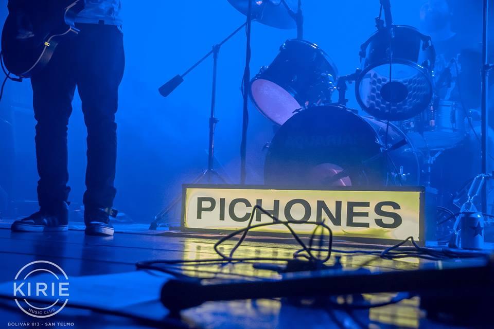 Pichones - Kirie